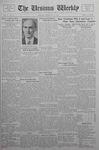 The Ursinus Weekly, February 13, 1933