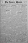 The Ursinus Weekly, February 20, 1933