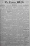 The Ursinus Weekly, March 6, 1933