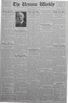 The Ursinus Weekly, March 20, 1933
