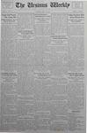 The Ursinus Weekly, May 15, 1933