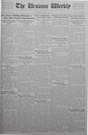 The Ursinus Weekly, June 5, 1933