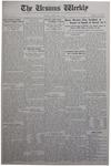 The Ursinus Weekly, November 9, 1931