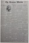 The Ursinus Weekly, April 18, 1932