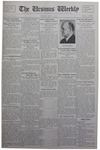 The Ursinus Weekly, April 25, 1932