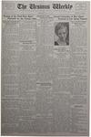 The Ursinus Weekly, May 16, 1932