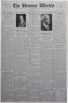 The Ursinus Weekly, May 30, 1932