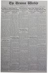 The Ursinus Weekly, June 6, 1932