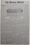 The Ursinus Weekly, September 29, 1930 by Stanley Omwake, George Leslie Omwake, and Grace E. Kendig