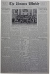 The Ursinus Weekly, January 5, 1931 by Stanley Omwake and George Leslie Omwake
