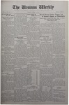 The Ursinus Weekly, April 13, 1931
