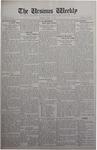 The Ursinus Weekly, April 27, 1931