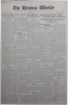 The Ursinus Weekly, May 4, 1931