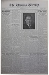 The Ursinus Weekly, May 25, 1931 by E. Earle Stibitz, Alfred C. Alspach, and George Leslie Omwake