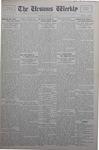 The Ursinus Weekly, December 2, 1929