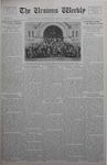 The Ursinus Weekly, January 6, 1930