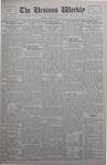 The Ursinus Weekly, February 17, 1930