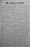 The Ursinus Weekly, February 24, 1930