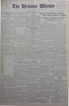 The Ursinus Weekly,  March 10, 1930