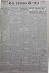 The Ursinus Weekly, April 28, 1930