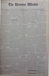 The Ursinus Weekly, May 12, 1930 by Stanley Omwake, James John Herron, and George Leslie Omwake