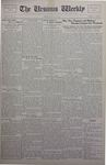 The Ursinus Weekly, May 19, 1930