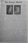 The Ursinus Weekly, June 2, 1930