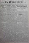 The Ursinus Weekly, January 7, 1929
