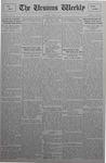 The Ursinus Weekly, April 8, 1929