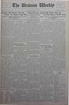 The Ursinus Weekly, April 29, 1929
