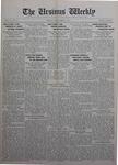 The Ursinus Weekly, December 5, 1927 by Charles H. Engle and George Leslie Omwake
