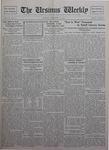 The Ursinus Weekly, December 12, 1927