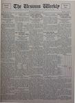 The Ursinus Weekly, January 23, 1928 by Charles H. Engle, Herbert Richard Howells, and George Leslie Omwake