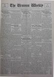 The Ursinus Weekly, February 13, 1928 by Charles H. Engle and George Leslie Omwake