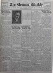 The Ursinus Weekly, February 27, 1928