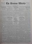 The Ursinus Weekly, April 16, 1928 by C. Richard Snyder and George Leslie Omwake
