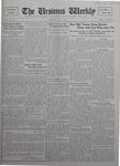 The Ursinus Weekly, May 7, 1928 by C. Richard Snyder, Malcolm E. Barr, and George Leslie Omwake