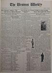 The Ursinus Weekly, September 20, 1926