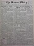 The Ursinus Weekly, October 4, 1926