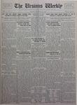 The Ursinus Weekly, November 22, 1926