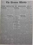 The Ursinus Weekly, December 6, 1926