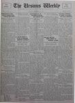 The Ursinus Weekly, December 13, 1926
