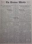 The Ursinus Weekly, January 10, 1927