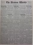 The Ursinus Weekly, January  17, 1927