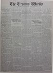 The Ursinus Weekly, January 24, 1927