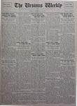 The Ursinus Weekly, February 28, 1927
