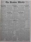 The Ursinus Weekly, April 25, 1927