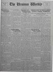 The Ursinus Weekly, May 9, 1927
