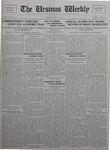 The Ursinus Weekly, June 6, 1927 by Charles H. Engle and George Leslie Omwake
