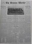 The Ursinus Weekly, December 7, 1925